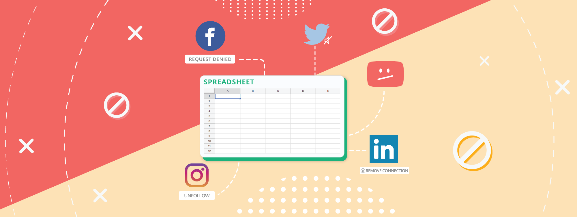 So, what's wrong with using spreadsheets to design social media marketing campaigns?