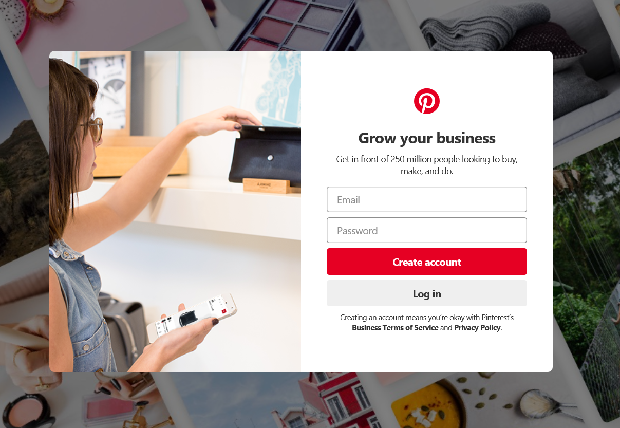 create-pinterest-business-account