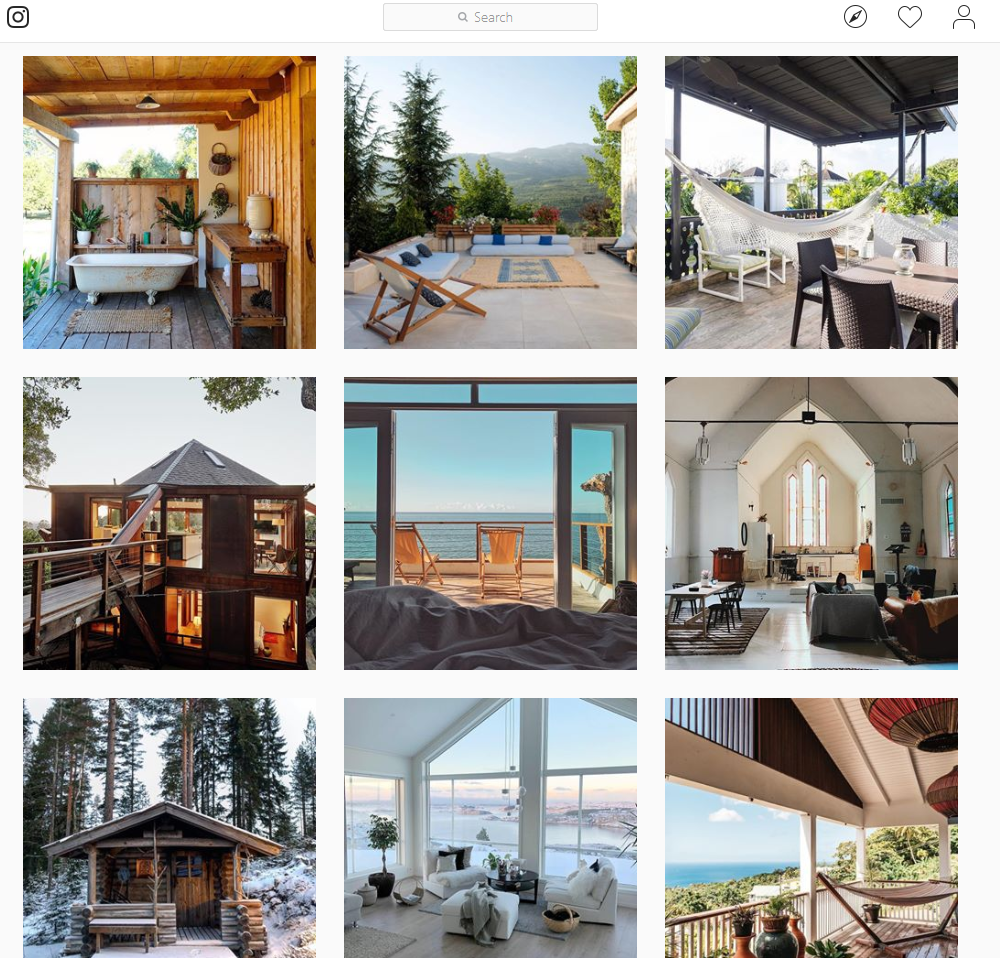 Airbnb on Instagram