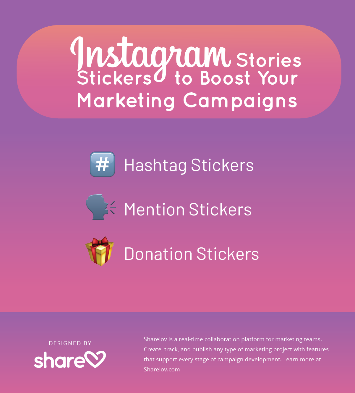Instagram Stories Stickers to Boost Your Marketing Campaigns