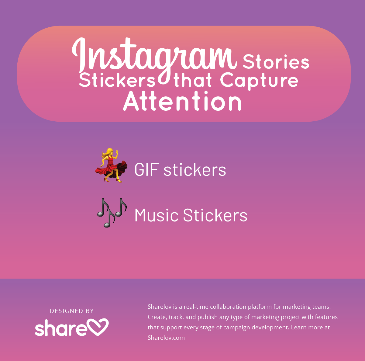 Instagram Stories Stickers that Capture Attention