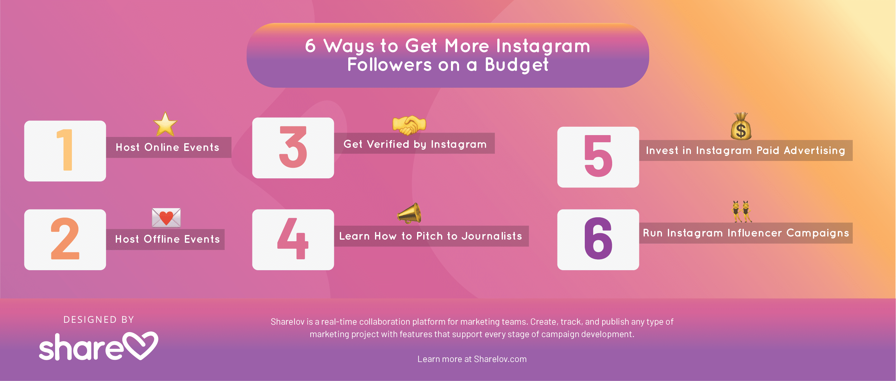6 Ways to Get More Instagram Followers on a Budget