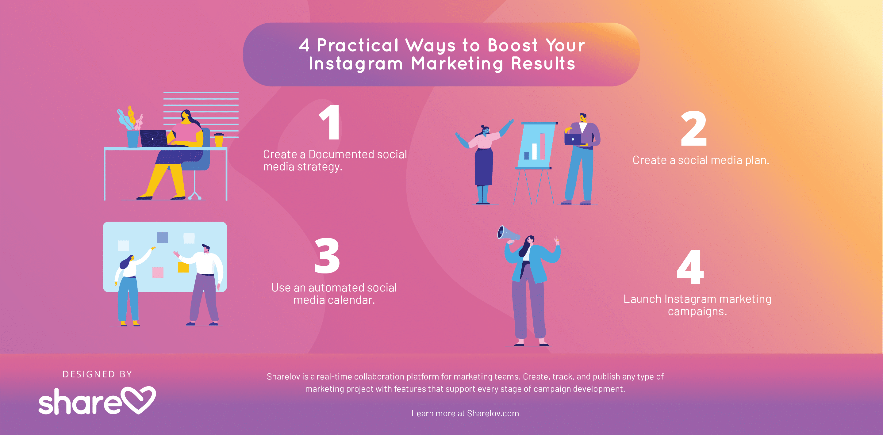 4 Practical Ways to Boost Your Instagram Marketing Results