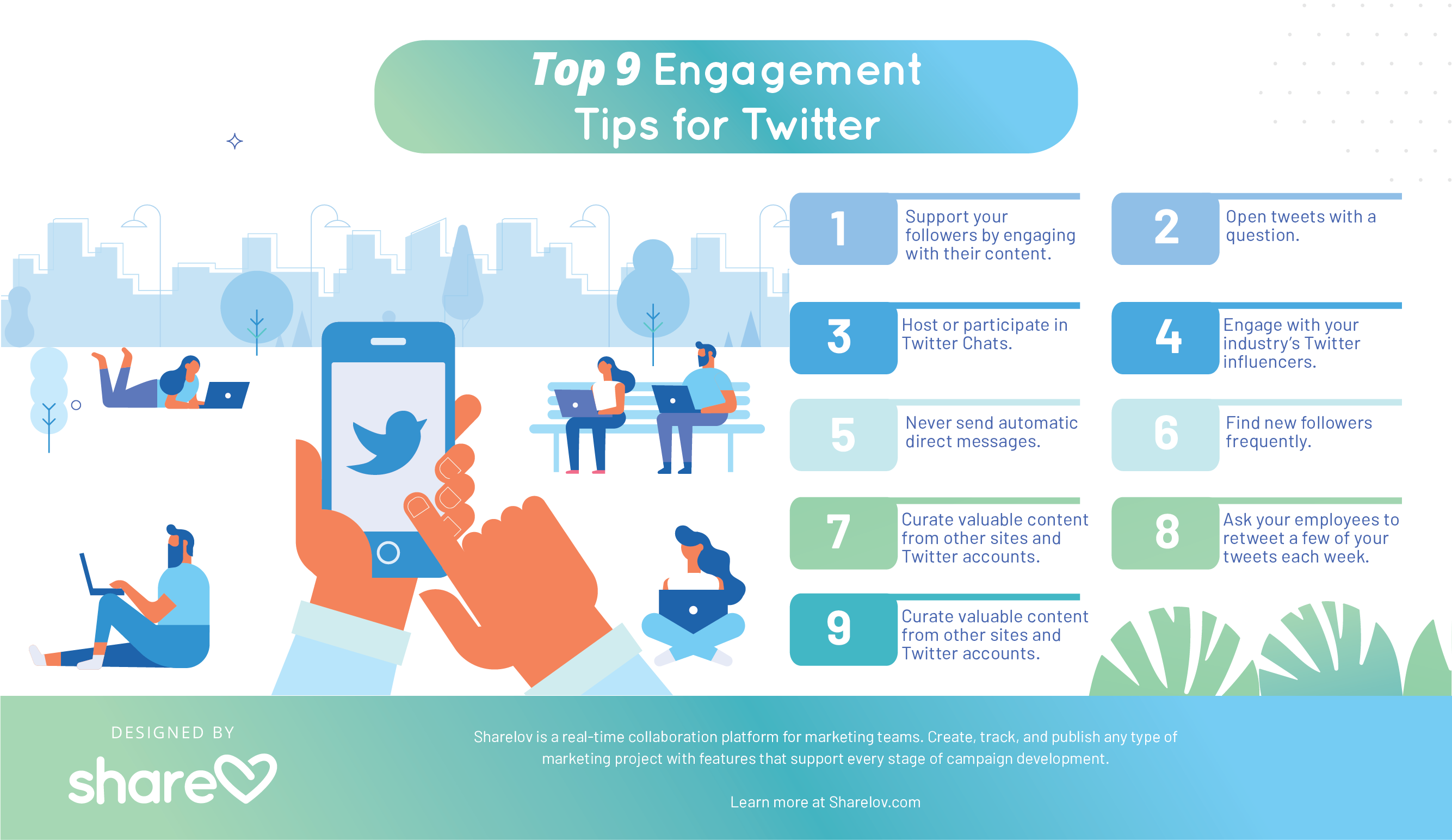 9 Top Engagement Tips for Twitter