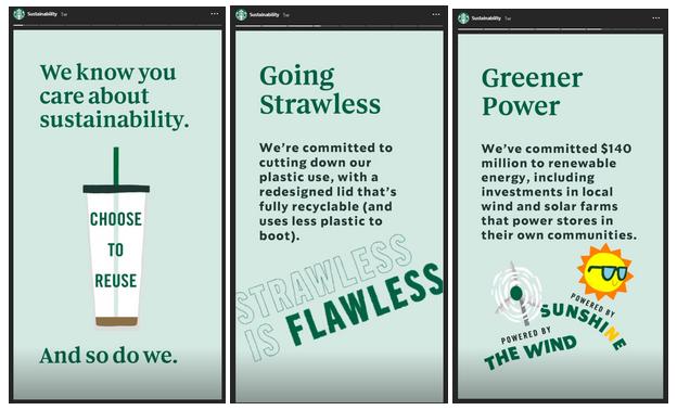 Starbucks sustainability