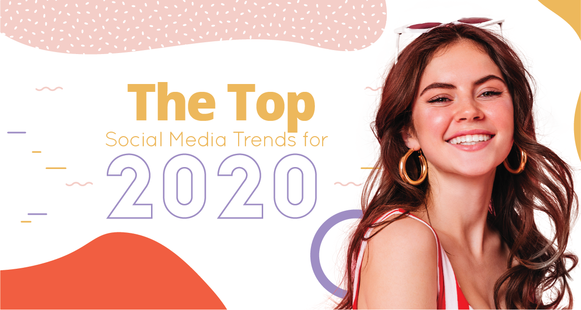 The Top Social Media Trends for 2020 Cover