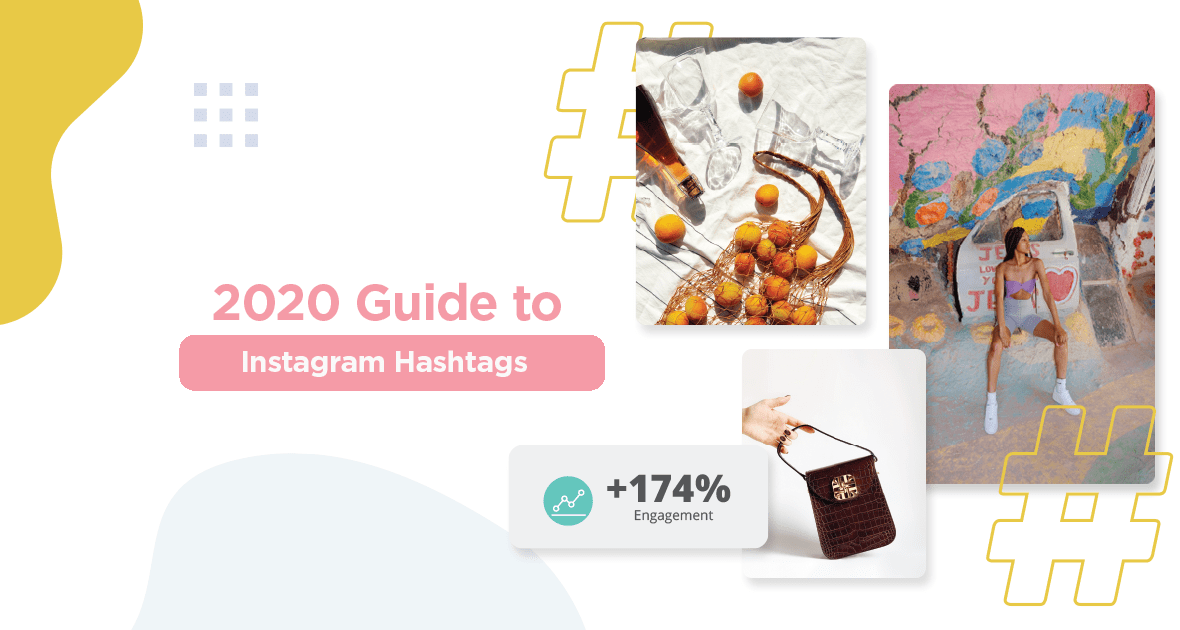 Ultimate Guide to Instagram Hashtags 2020 Cover image