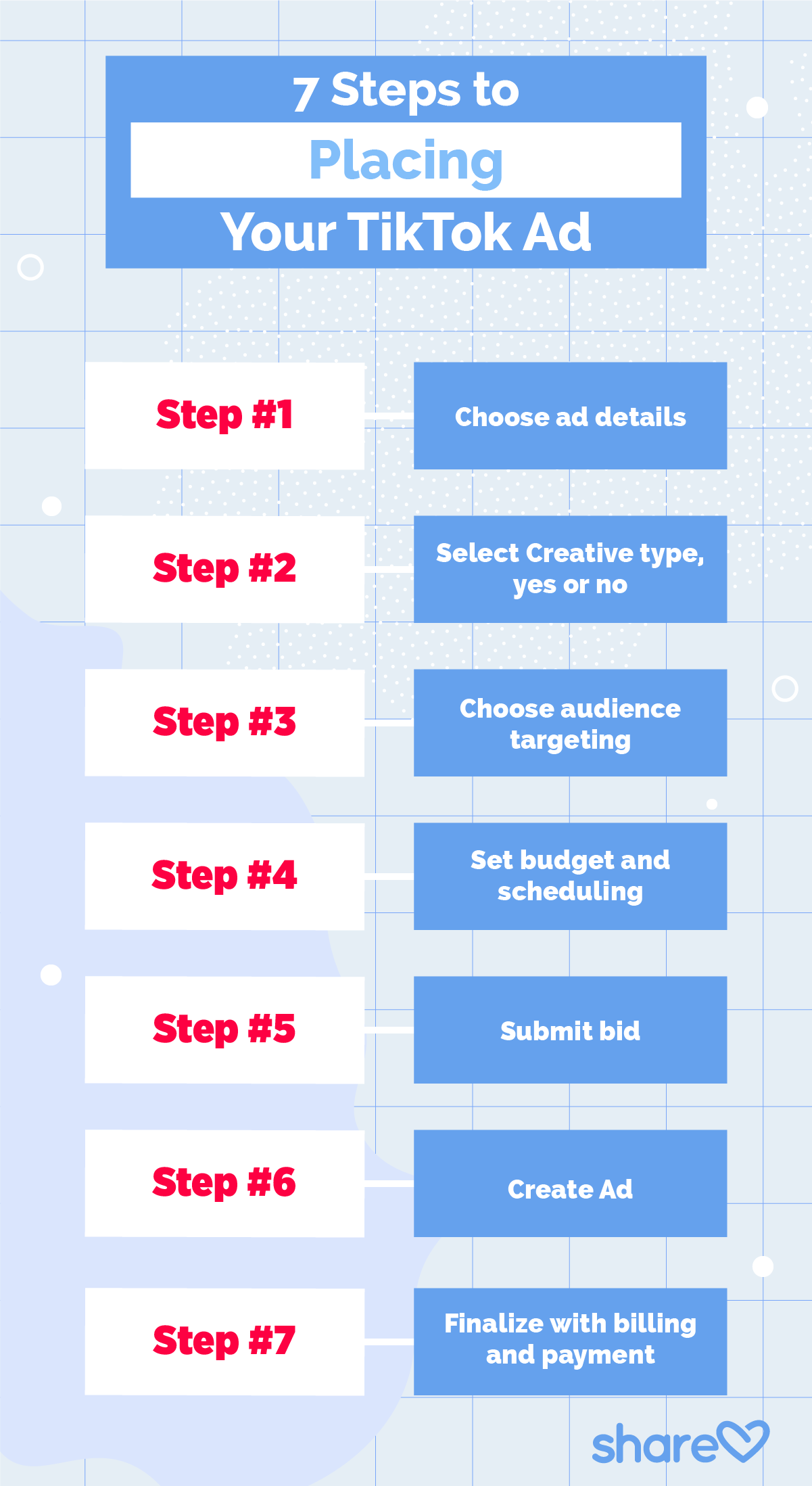 7 Steps to Placing Your TikTok Ad