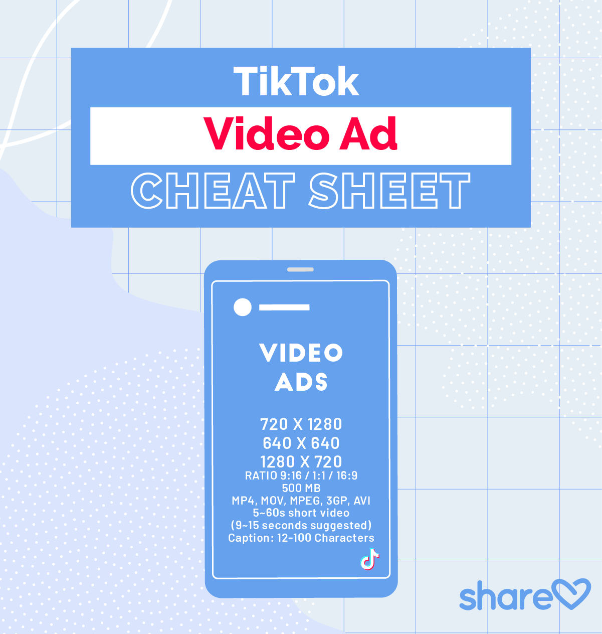 TikTok Ad Requirements And Spec Recommendations