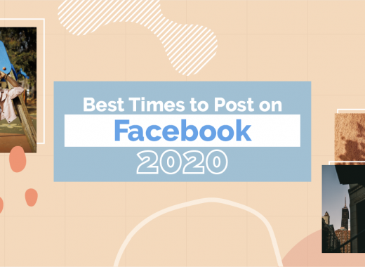 Best Times to Post on Facebook in 2020 - cover
