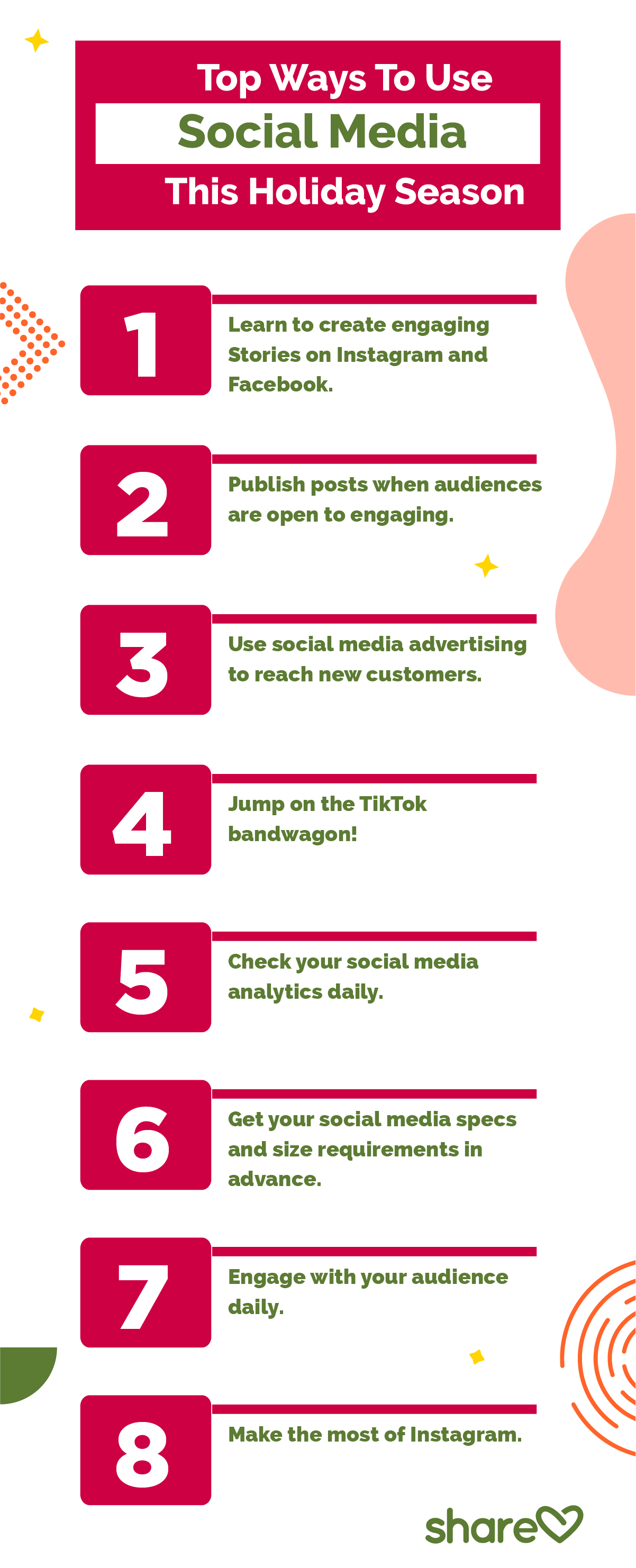 Top Ways To Use Social Media (Bonus Content)