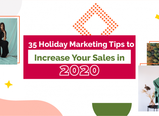 Holiday Marketing Tips to Increase your Sales - cover image