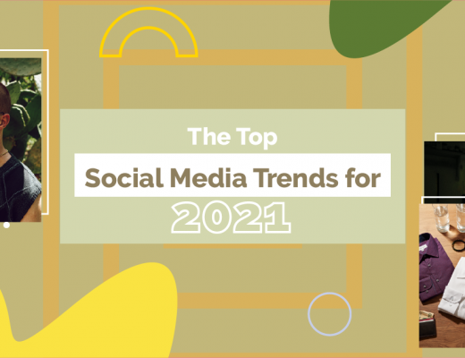 Top Social Media Marketing Trends for 2021