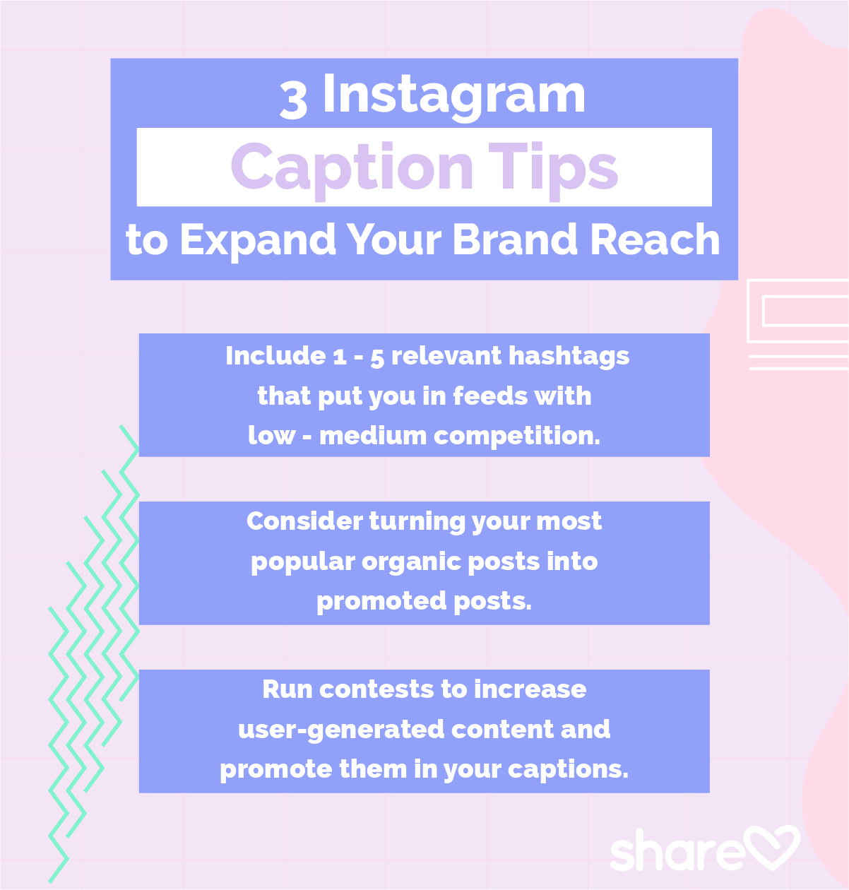 3 Instagram Caption Tips to Expand Your Brand Reach