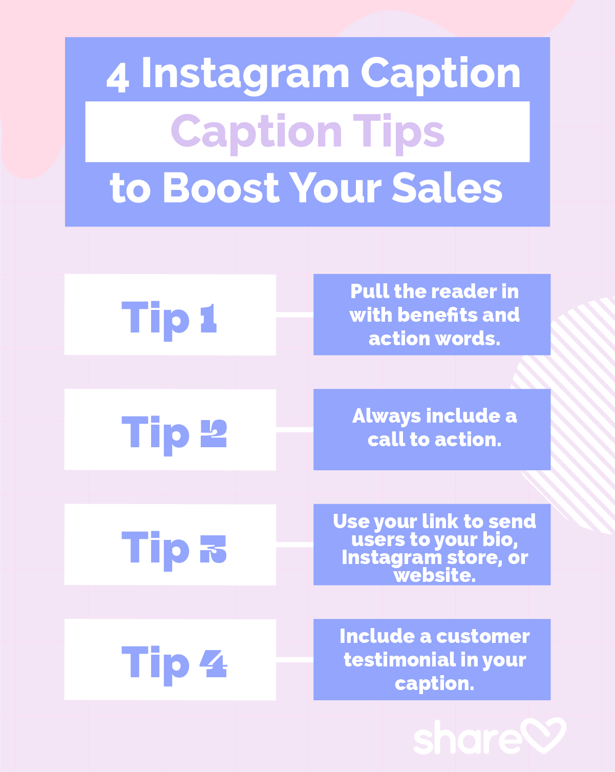 4 Instagram Caption Tips to boost your sales