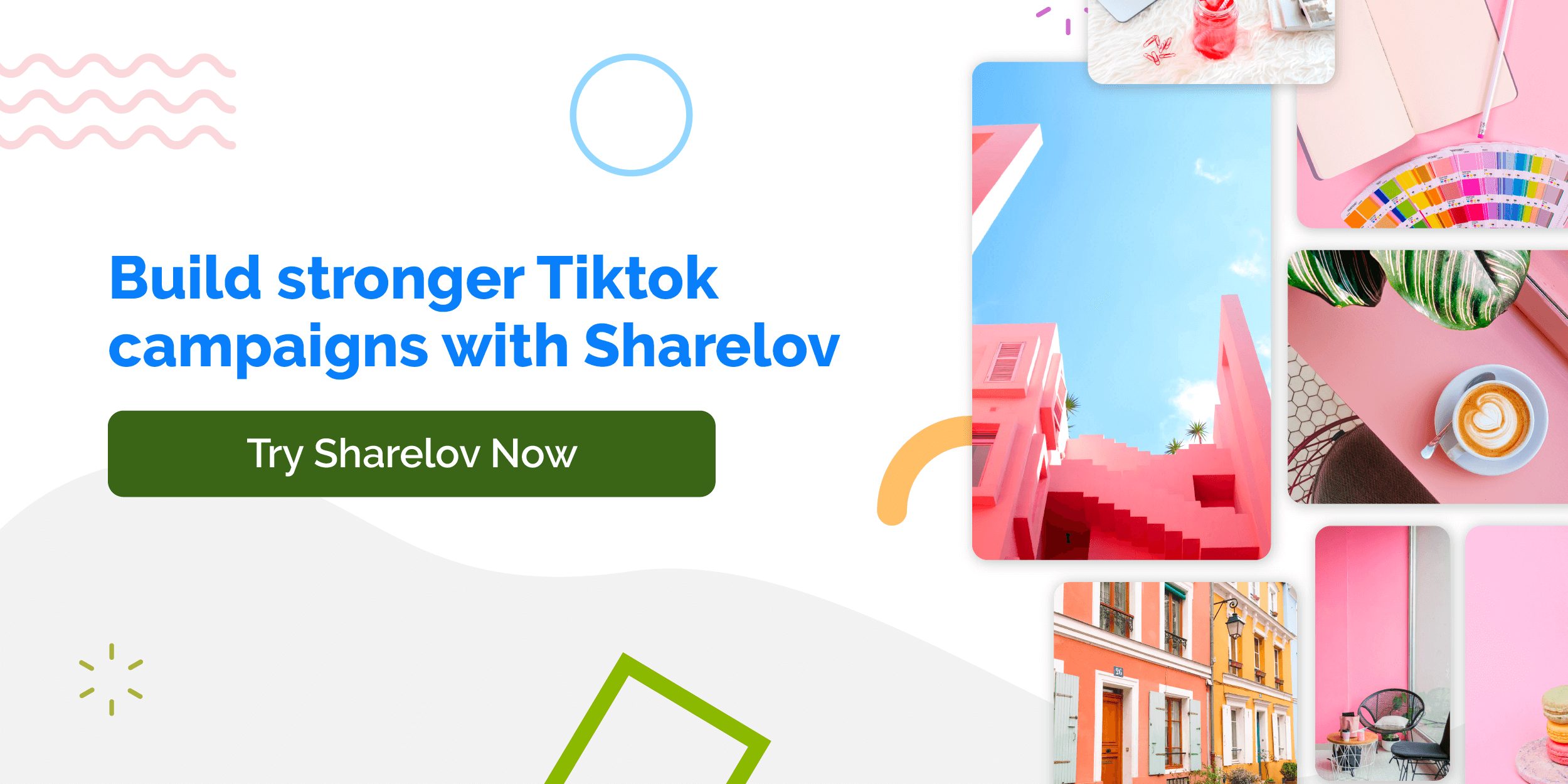 Build stronger TikTok campaigns with Sharelov