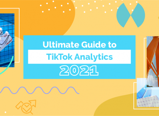 Ultimate Guide to TikTok Analytics for Brands 2021 cover image