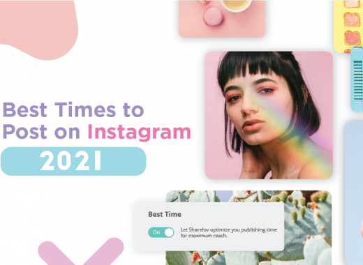 Best Times to Post on Instagram cover image