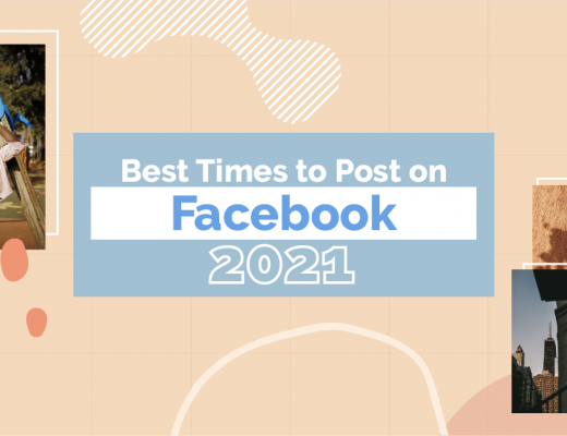 Best Times to Post on Facebook in 2021 - cover