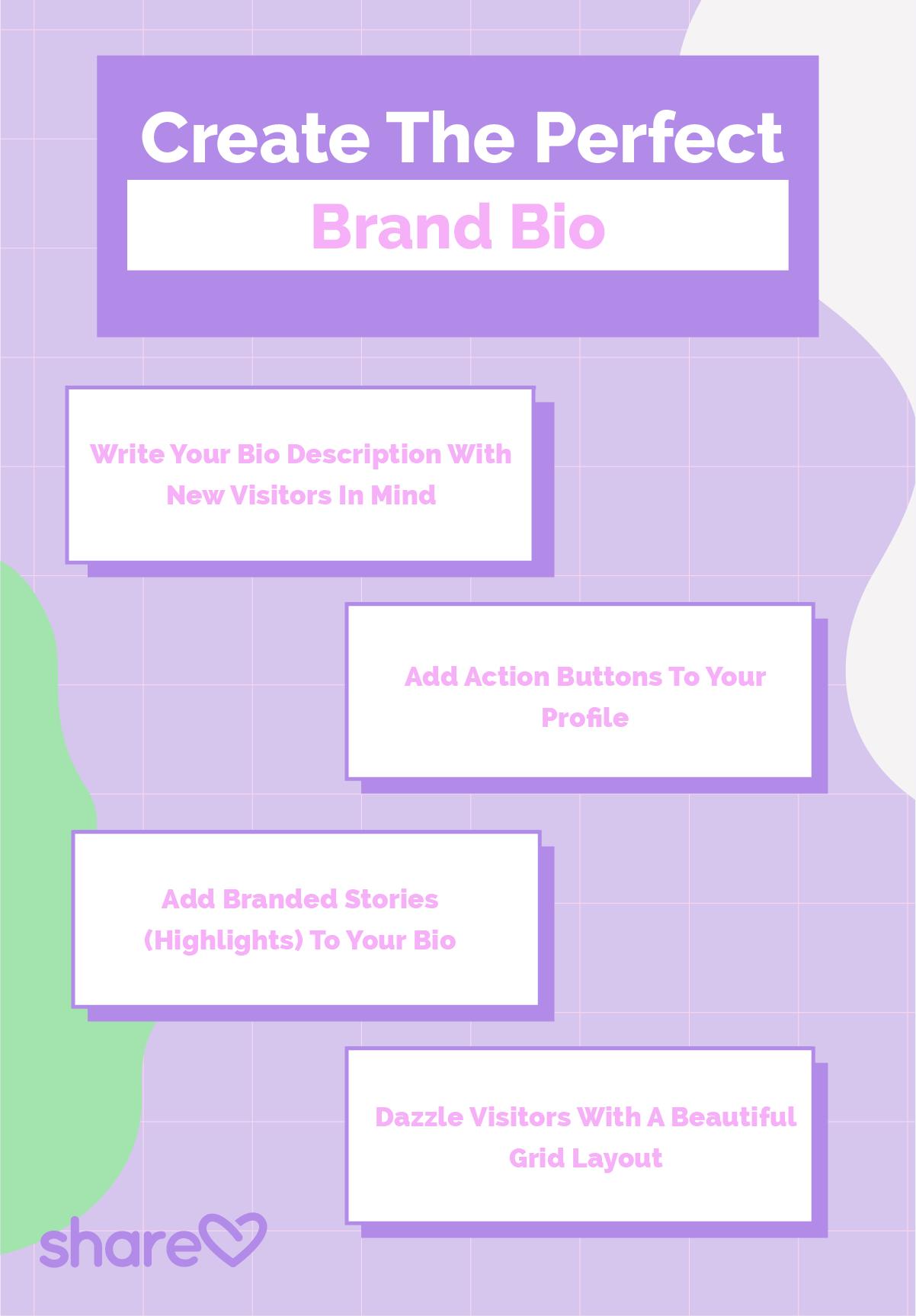 Create The Perfect Brand Bio