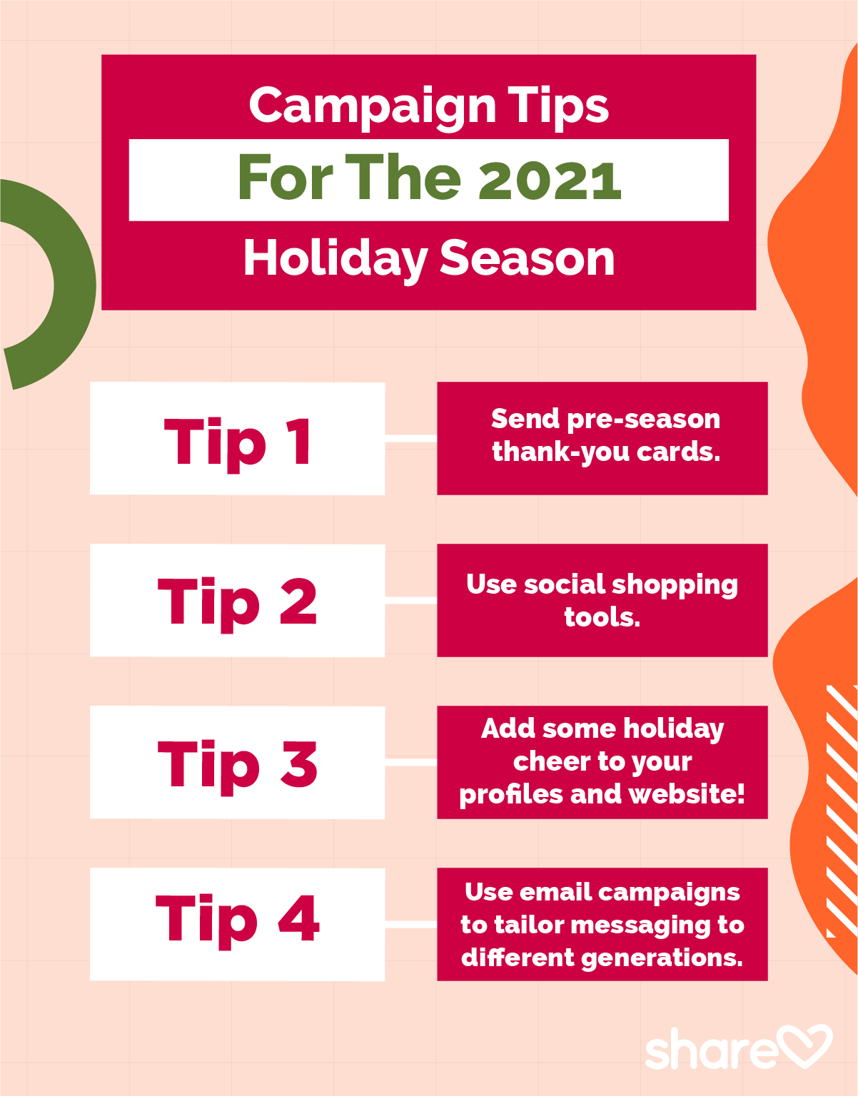 Campaign Tips for the 2021 Holiday Season (Bonus Content)