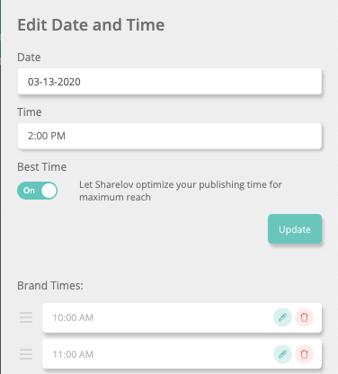 Sharelov optimize your publishing for maximum reach