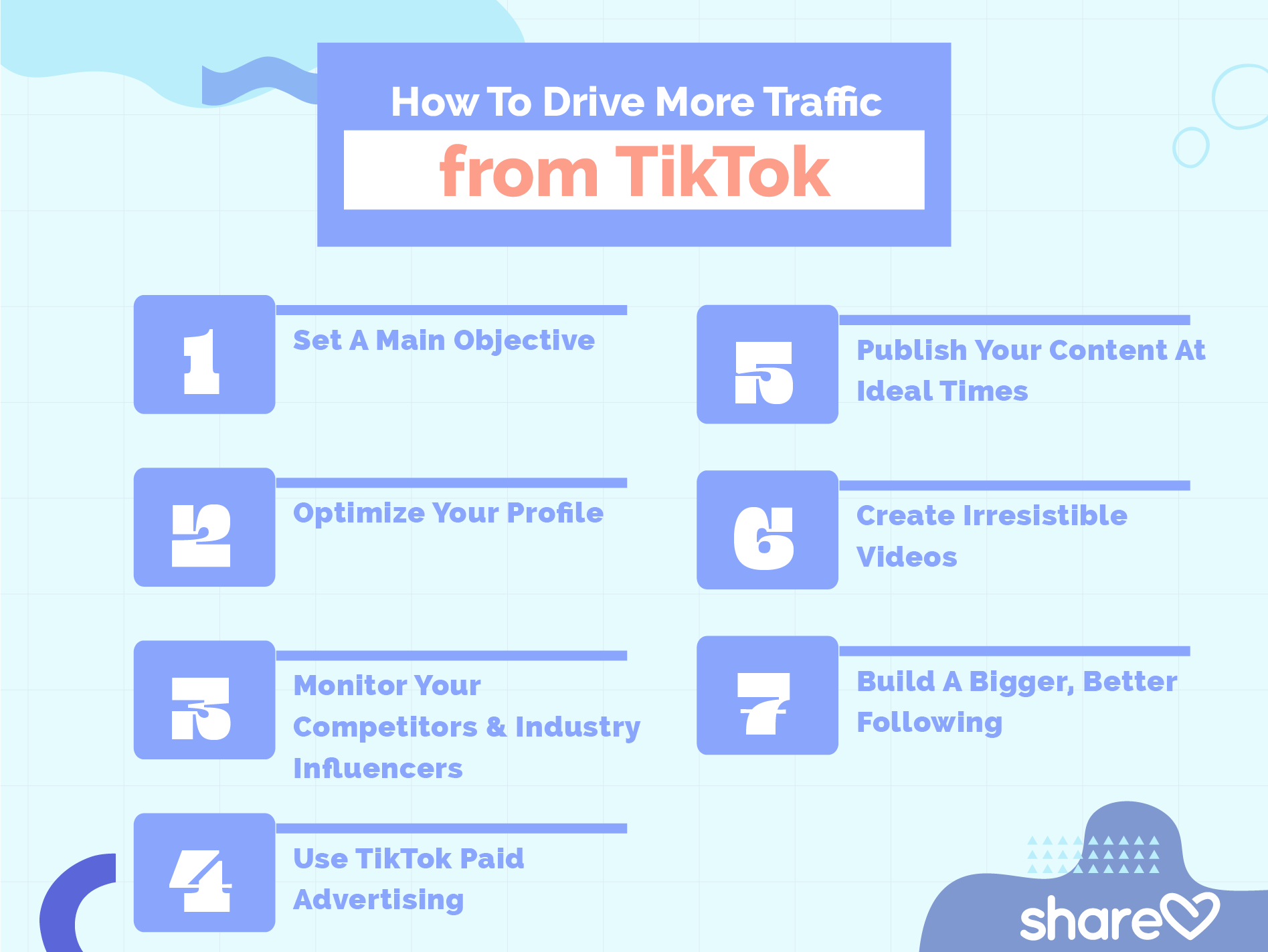 How To Drive More Traffic From TikTok