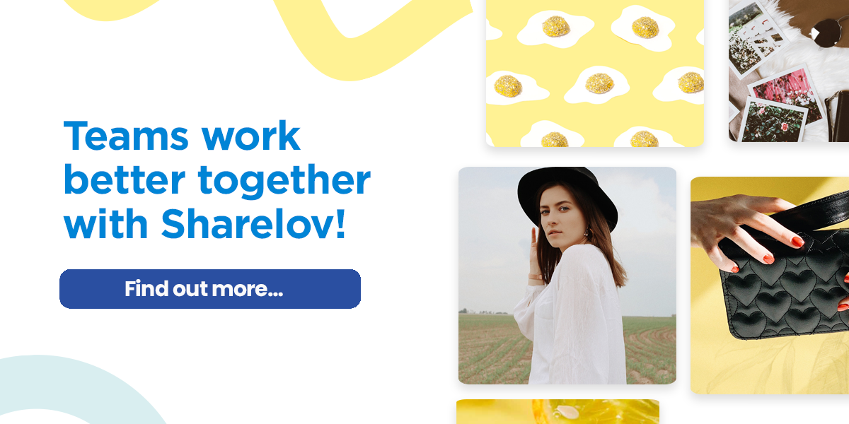 Teams Work better together with Sharelov