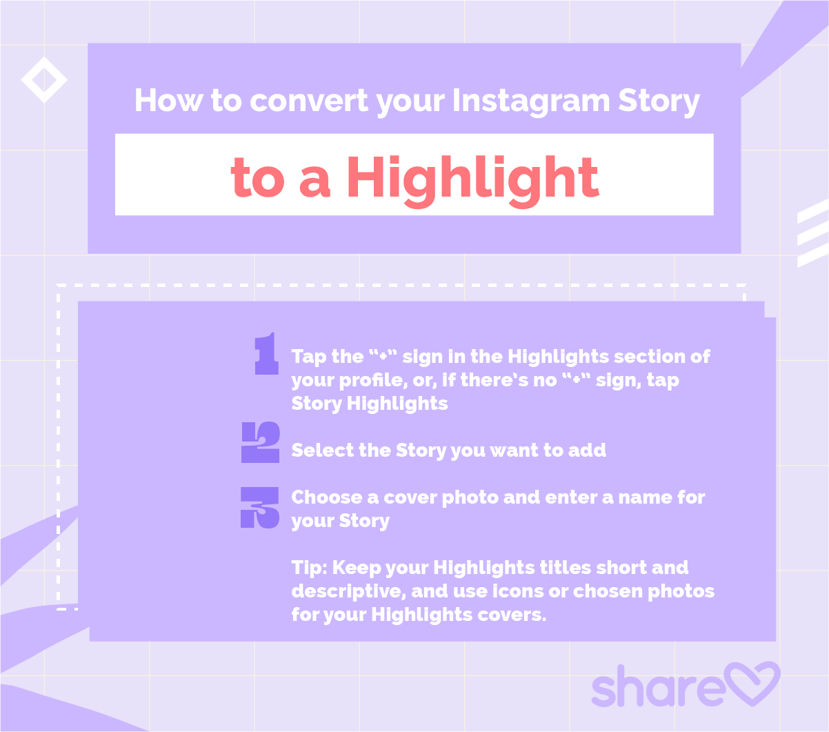 How to convert your Instagram Story to a Highlight