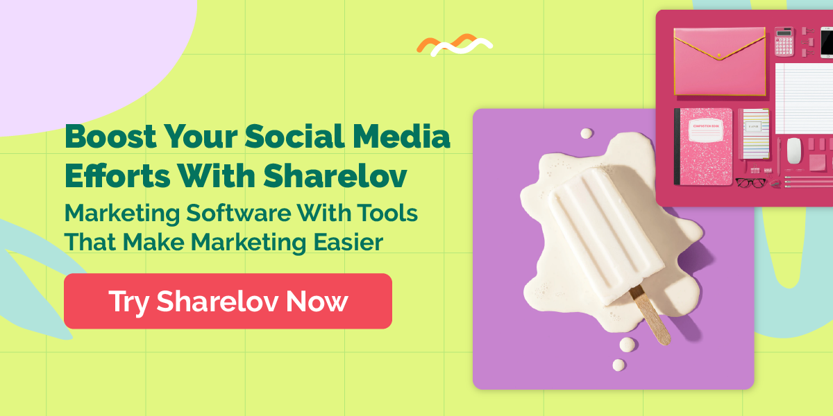 Boost Your Social Media Efforts With Sharelov - Marketing Software With Tools That Make Marketing Easier