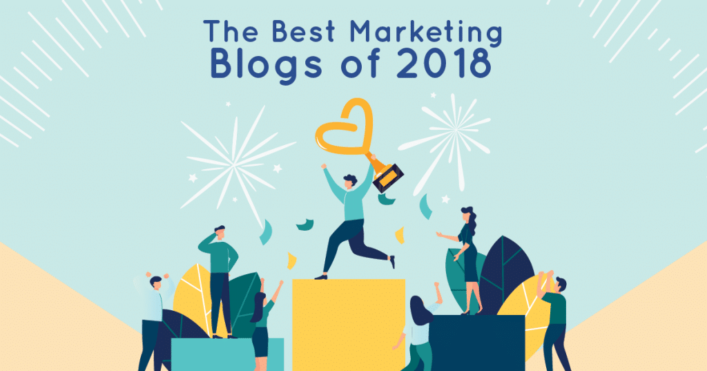 Vote now for the Best Marketing Blogs of 2018